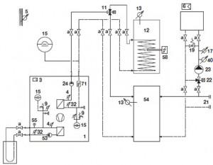 Systemvorschlag AQUATOP (TC) 2-6-I (Kompaktausführung)