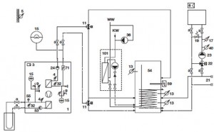 Systemvorschlag AQUATOP (TC) 2-6-Q (Kompaktausführung)