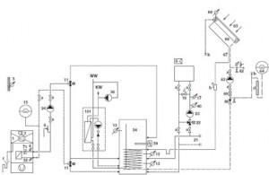 Systemvorschlag Standard AEROTOP T 2-6-7-Q (Normalausführung)