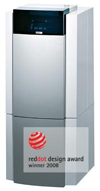 Elco Gas Stand Brennwertkessel Heizung Trigon